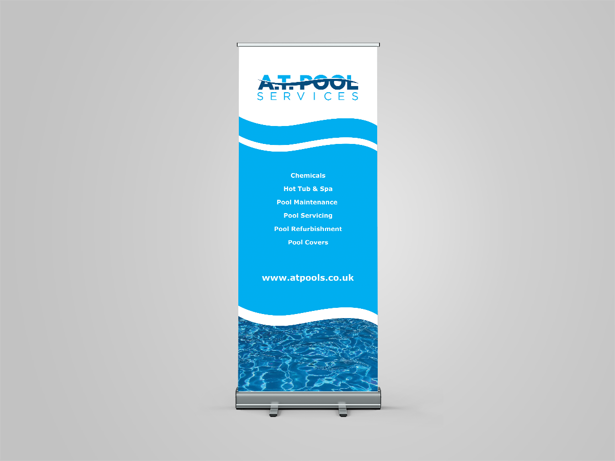 Traction Design - Pull Up Banners for Jersey Company