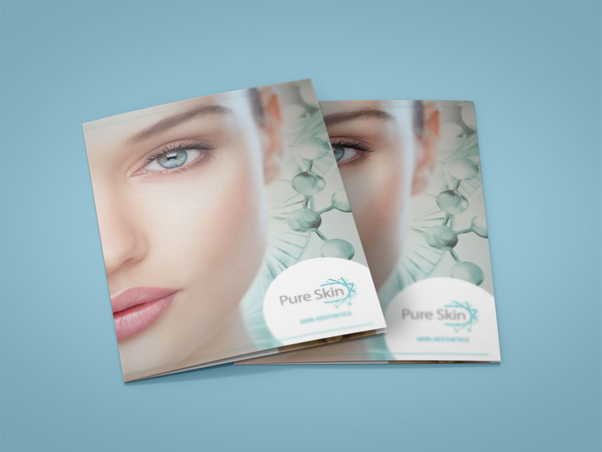 Traction Design - Print Brochure for Jersey Company